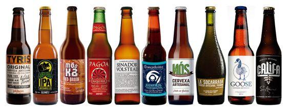 10 de las mejores cervezas artesanas