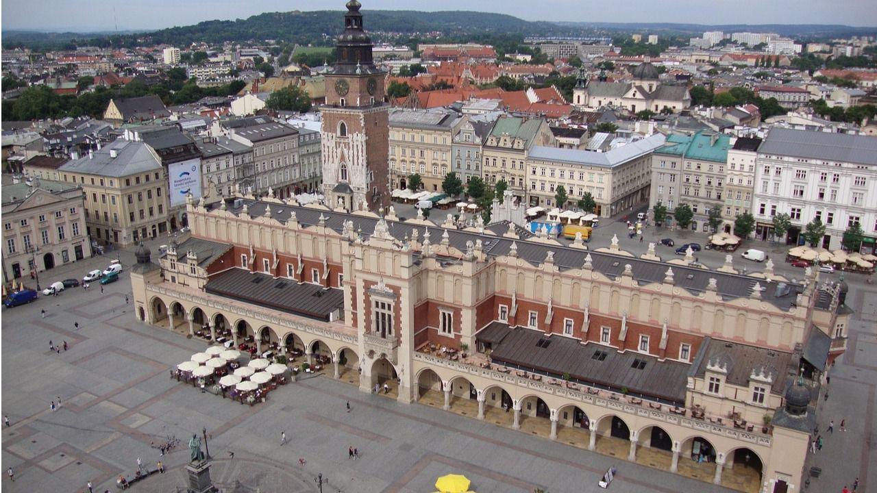 Resultado de imagen para Fotos de Cracovia (Polonia)