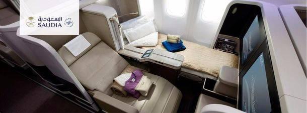 Saudia Airlines incorpora 63 nuevos aviones a su flota