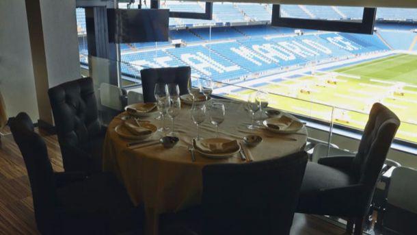 ¿Conoces el único restaurante asiático situado dentro del Estadio Santiago Bernabeu?