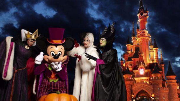 Halloween llega a Disneyland® Paris