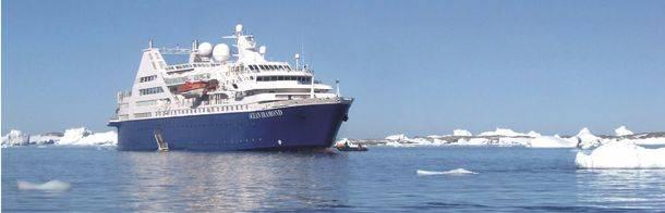 """""""Mares del norte"""" cruceros para disfruta de Islandia"""