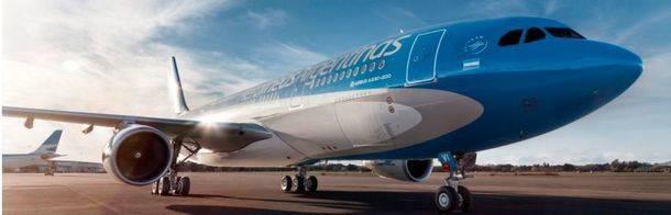 Aerolíneas Argentinas incorpora nuevo Airbus 330-200 para cubrir sus rutas a Europa