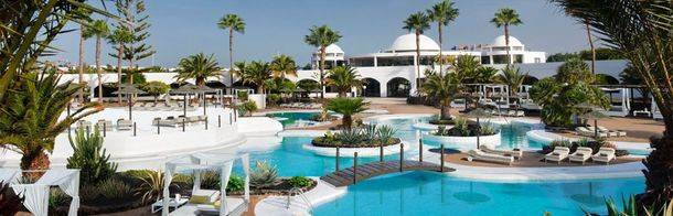 Resort exclusivo de suites en Lanzarote