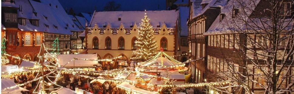 ¡Pasa la Navidad en Europa!