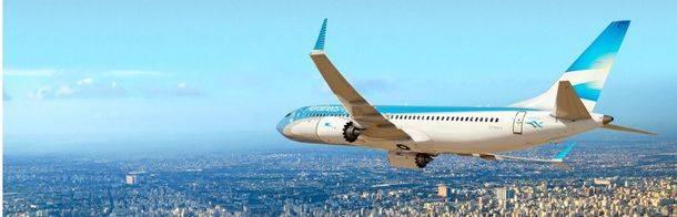 Aviones más modernos en Aerolíneas Argentinas