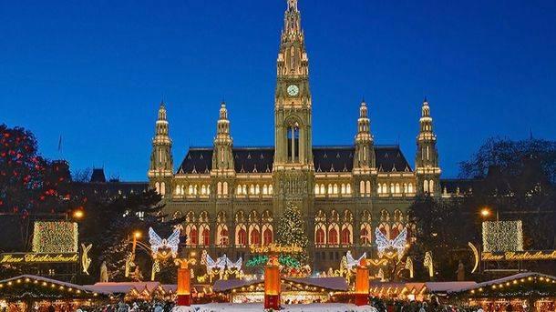 Viena, uno de los destinos estrellas en Navidad