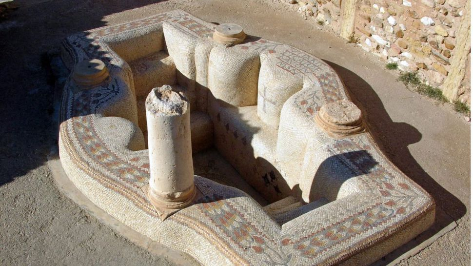 La riqueza arqueológica de Sbeïtla