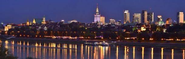 Enamoraté de Varsovia