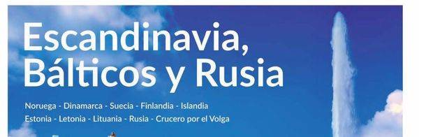 Nuevo monográfico de Escandinavia, Bálticos y Rusia y la incorporación de Islandia