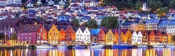Barrio de Bryggen