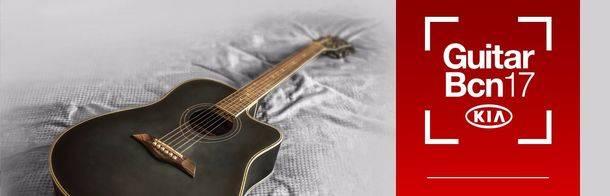 Sercotel Hotels, la cadena de hoteles oficial del Festival Guitar BCN 2017