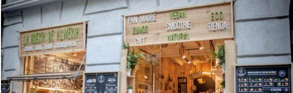 'La huerta de Almería', un multiespacio 'GREEN' en Madrid con todo el sabor del campo