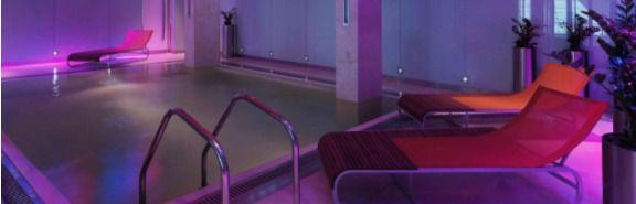 El último lujo: darse un masaje en un spa antes de coger un vuelo