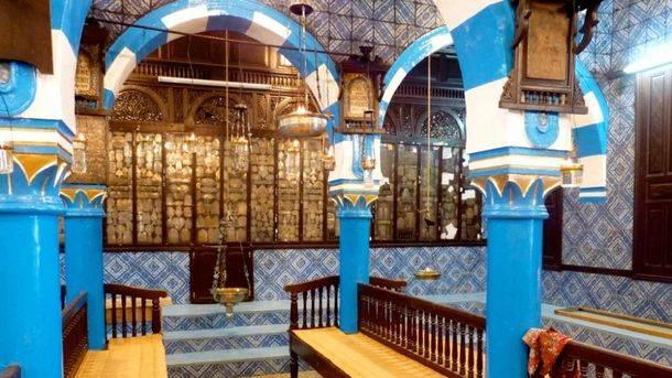 La peregrinación judía a la sinagoga de la Ghriba regresa a Túnez