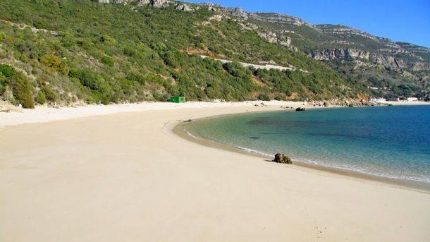 La mejor playa de Europa está en la región de Lisboa