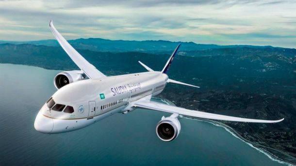 Saudia registra récord de pasajeros en el mes de abril