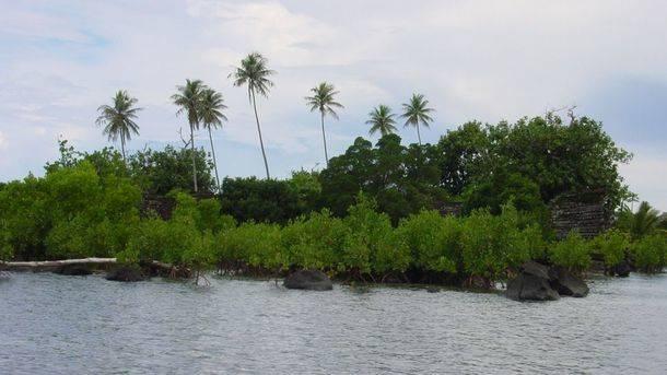 Viajes de miedo: una 'isla fantasma' en medio del Pacífico