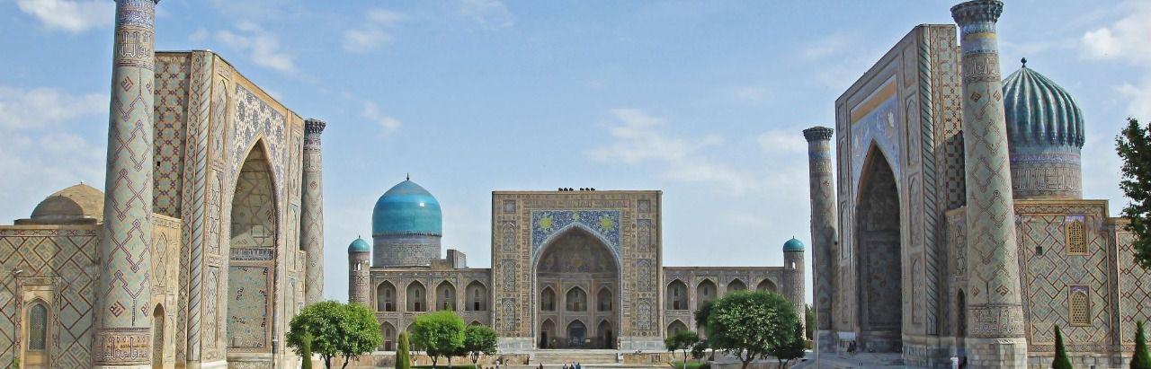 """""""Ruta de la seda"""" En Uzbekistán"""