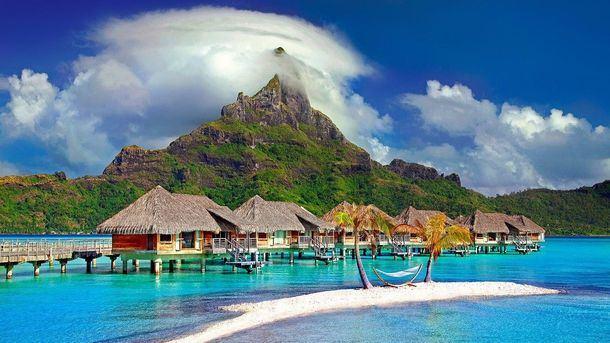 Isla de Bora Bora, un destino inolvidable