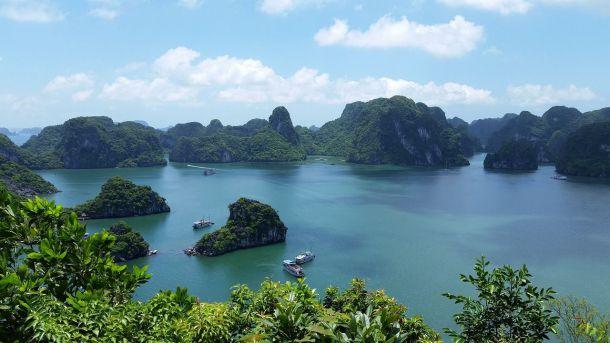 La belleza de Halong (III): Mucho más que ver