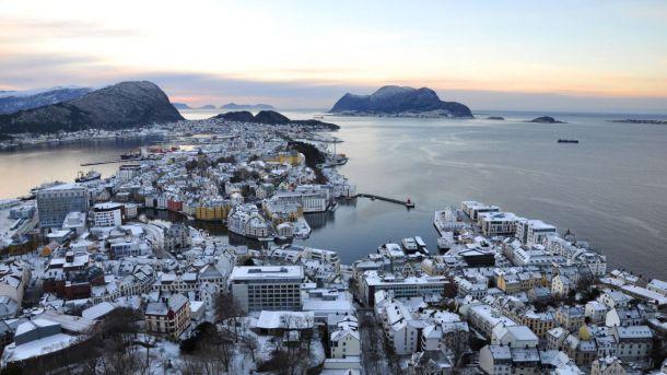 Hurtigruten: El despertar Ártico