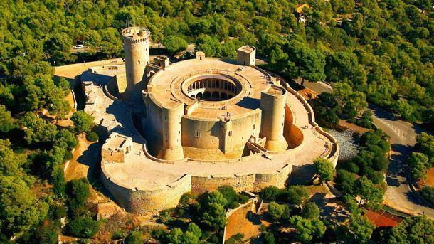 5 curiosidades del Castillo de Bellver de Turismo que lo hacen único en el mundo