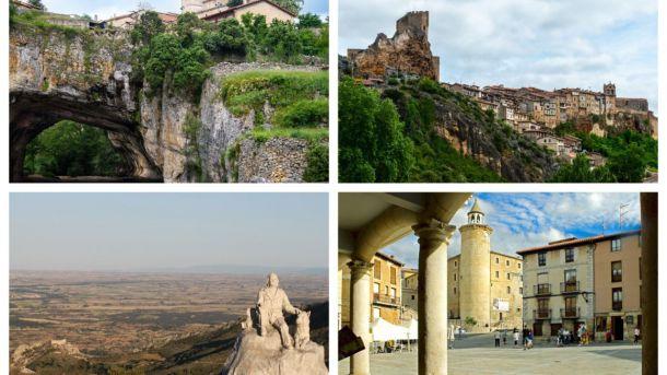 Pueblos con encanto para aislarse en Burgos
