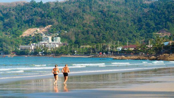 La playa y el mar como fuente de salud