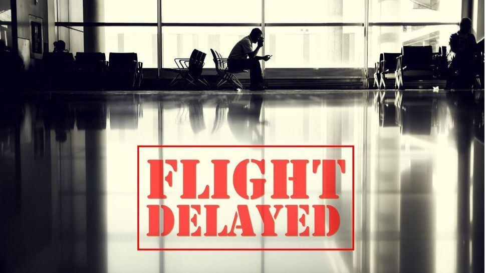 Qué hacer si hay vuelos cancelados o con retrasos