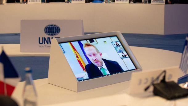España acogerá en enero la reunión del Consejo Ejecutivo de la OMT