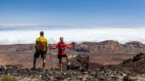 Ruta 040: ¿Te atreves a subir desde el mar a la cima del Teide?
