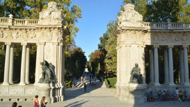 Otra mirada a Madrid en plena pandemia