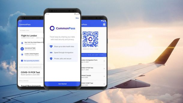 CommonPass: El pasaporte sanitario digital