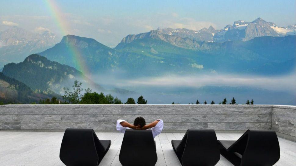 Diez (más una) experiencias en la nieve en Suiza, incluso sin calzarse un esquí