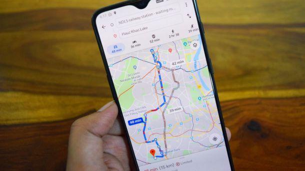 Google Maps para pasar unas vacaciones de Navidad seguras en plena pandemia