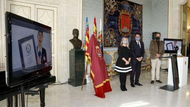 El Belén con las figuras más altas del mundo está en España
