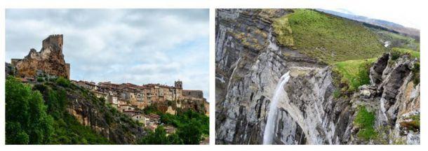 Localizaciones espectaculares de la provincia de Burgos en el rodaje de la serie 'El Cid'