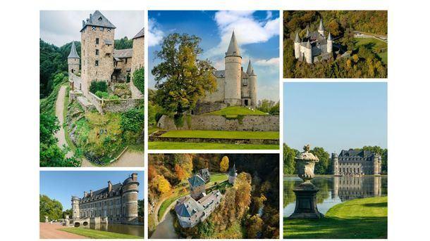 Un viaje al pasado: 5 castillos de Volonia por descubrir