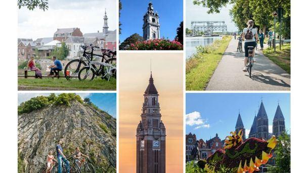 A golpe de pedal: Un recorrido por 500 kilómetros de UNESCO
