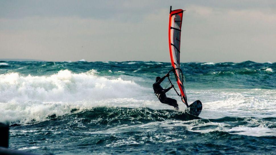 Deporte en el mar de las Islas Canarias