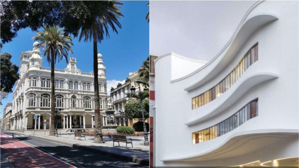 Las Palmas de Gran Canaria como destino con encanto arquitectónico