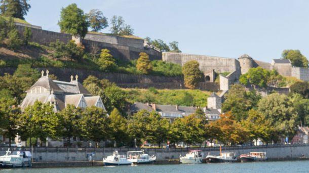 Así es la Ciudadela de Namur, 'la termitera de Europa' según Napoleón