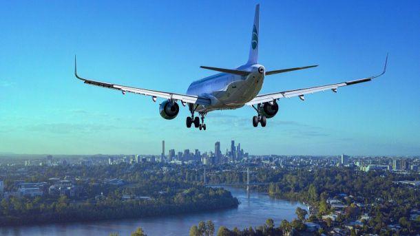 Los precios de los billetes de avión casi a la mitad que antes del Covid-19