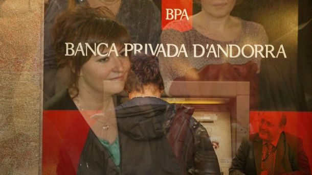 Un juez de México exige la devolución de cuentas congeladas del BPA en Andorra desde 2015