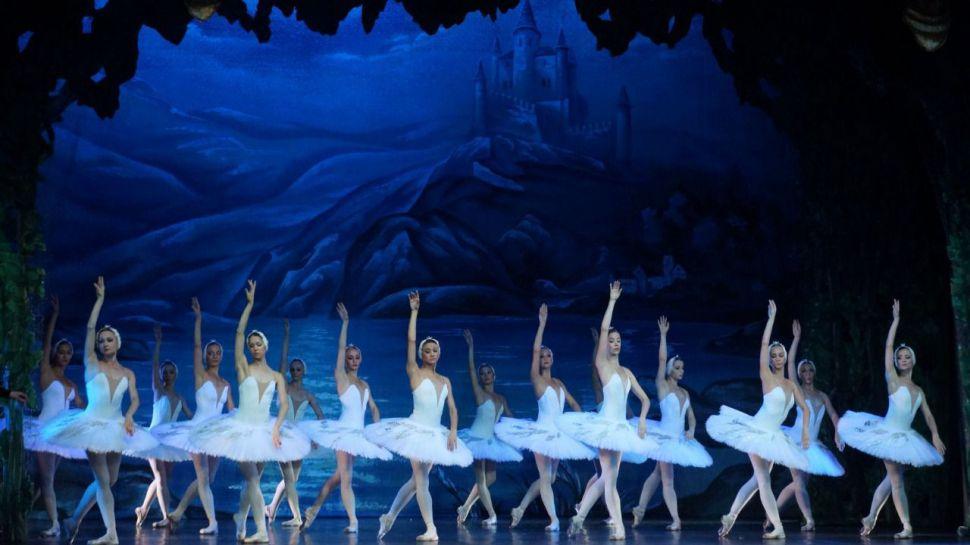 Verano en Madrid: 'El lago de los cisnes'