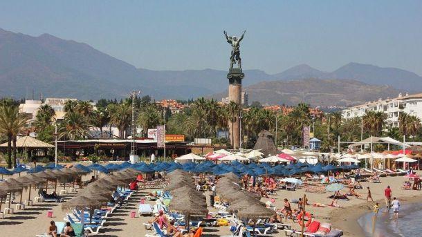 El turismo coge aire en España con más de 2,3 millones de pasajeros internacionales