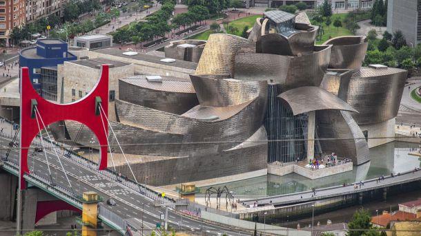 Visita Bilbao este verano