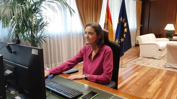 España y la OMT trabajan juntos para impulsar la recuperación del turismo mundial