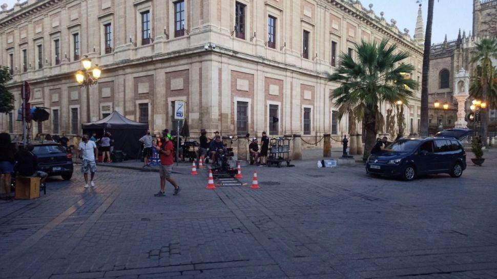Sevilla como destino de rodaje de grandes producciones